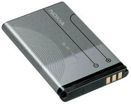 Nokia BL-4C - 5100/ 6100/ 6230i Li-ion 860 mAh,bulk