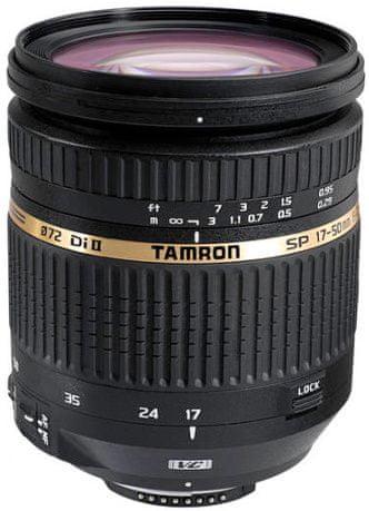 Tamron 17-50 mm f/2,8 SP AF XR Di-II VC LD Asp. (IF) pro Canon (5 let záruka)