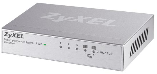 Zyxel ES-105A v3 (ES-105AV3-EU0101F)