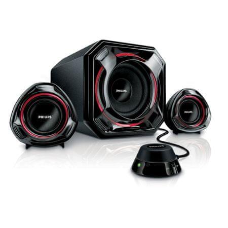 Philips komplet zvočnikov 2.1 SPA5300