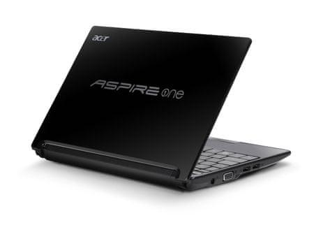 Acer Aspire One D255 (LU.SDE0B.094), Black