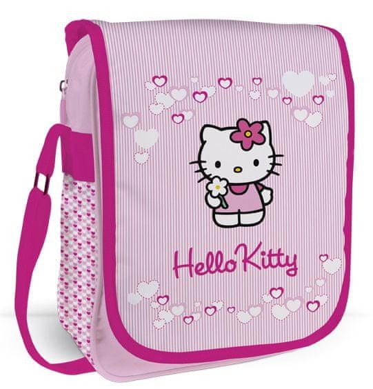 Karton P+P Taška přes rameno Klasik - na výšku Hello Kitty