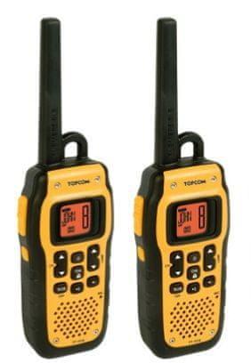 TOPCOM Protalker PT-1078 - sada 2 vysílaček