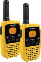 Sencor SMR 120 TWIN - sada 2 vysílaček