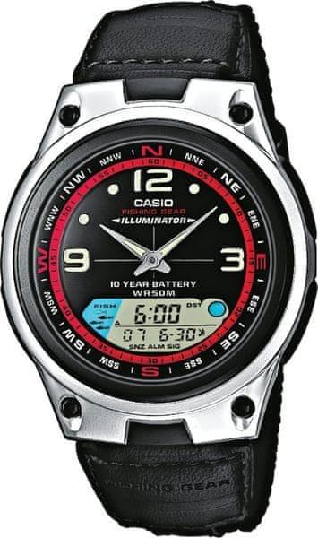 Casio AW 82B-1A Rybářské hodinky