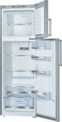 BOSCH KDE 33AL40 Kombinált hűtőszekrény, 293 L