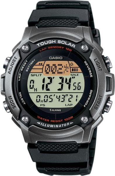Casio W S200H-1A