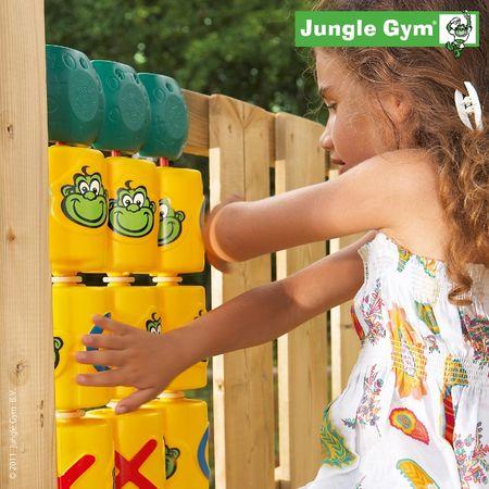 Jungle Gym Tic Tac Toe Module