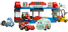 LEGO® Duplo 5829 The Pit Stop