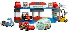 LEGO® Duplo Verdák 2 5829 Megállás a bokszutcában