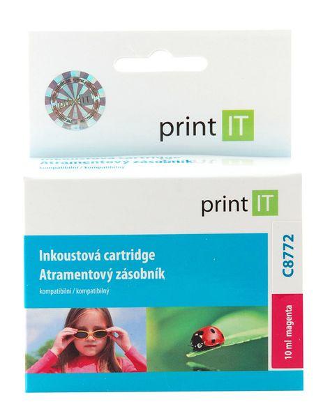 Print IT C8772EE, č.363, purpurová (PI-121)