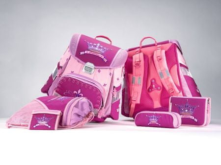 Hama Step by Step - Školní batoh - set e228be24cd