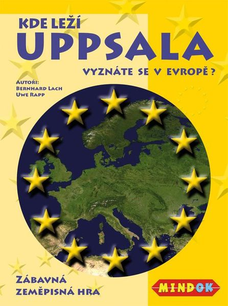 Mindok Kde leží Uppsala?
