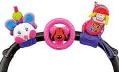 K´s Kids 3 veselé hračky na prichytenie suchým zipsom