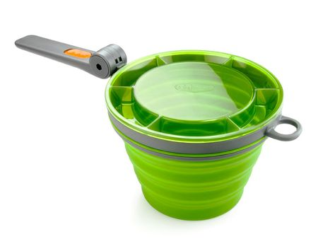 Gsi kubek Collapsible Fairshare Mug Green