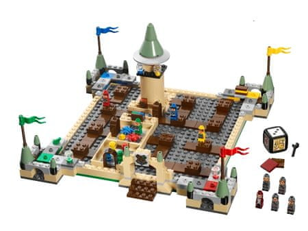 LEGO Games 3862 Harry Potter Bradavice