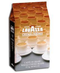 Lavazza Crema e Aroma szemes kávé, 1 kg