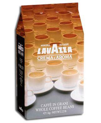 Lavazza Crema e Aroma kava v zrnu, 1 kg