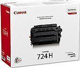 Canon CRG 724 H, černá