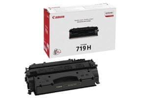 Canon toner CRG-719H (3480B002AA), črn - odprta embalaža