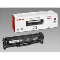 Canon CRG-718BK, černy (2662B002)