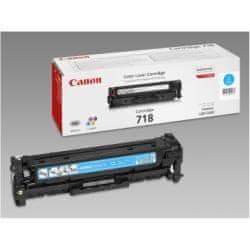 Canon CRG-718C, azurový (2661B002)
