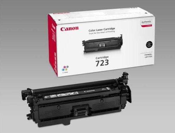 Canon CRG-723, černý málý (2644B002)