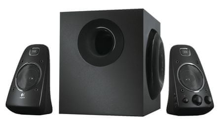 Logitech zvočniki Z623, 2.1
