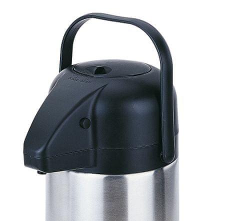 Tescoma Nerezová termoska s pumpičkou Sporty 2.2 l (318022)  65f4c088b95