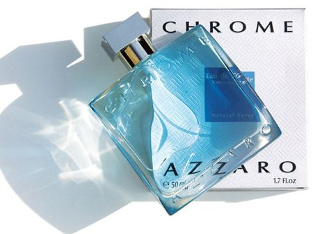 Azzaro Chrome EDT - 100 ml