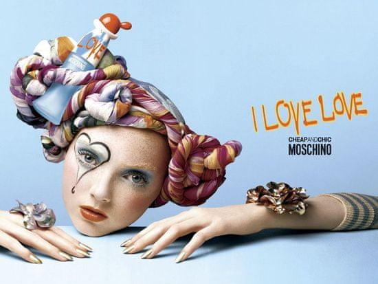 Moschino Cheap & Chic I Love Love toaletna voda