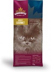 Chicopee Dry Adult Gourmet 15 kg