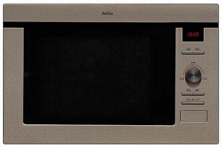 Amica kuchenka mikrofalowa AMM 25 BI