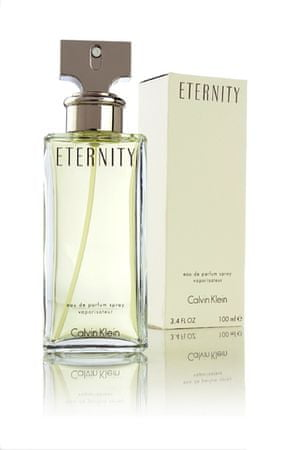 Calvin Klein Eternity EDP, W, 100 ml