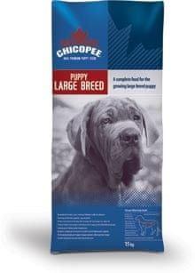 Chicopee hrana za pasje mladiče velikih pasem, 15 kg