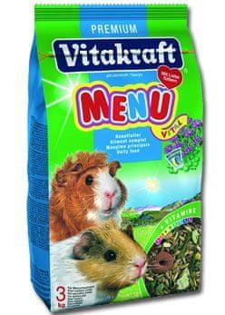 Vitakraft Menu Vital Guinea Pig 3 kg