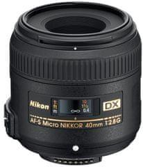 Nikon Nikkor AF-S Micro 40 f/2,8 G DX