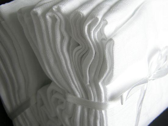 XKKO bombažne plenice LUX, 70 x 70 cm, 10 kosov