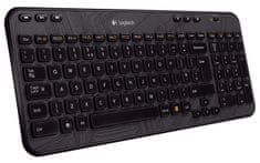 Logitech Wireless Keyboard K360 CZ (920-003090)