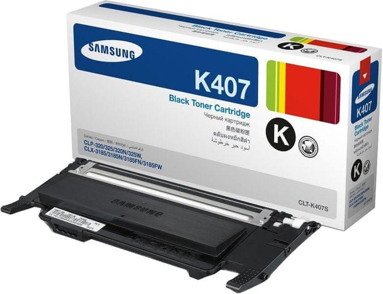 Samsung toner CLT-K4072, černý