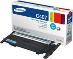 SAMSUNG toner CLT-C4072, azurový