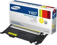 Samsung toner CLT-Y4072S/ELS, žlutý