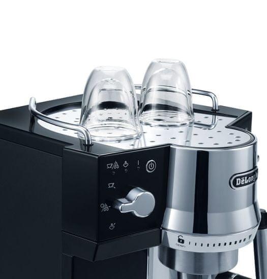 De'Longhi pákový kávovar EC 820 B - zánovní