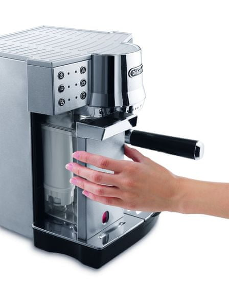De'Longhi pákový kávovar EC 850.M - použité
