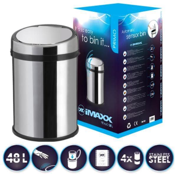 HIMAXX Primo 48L - Odpadkový koš