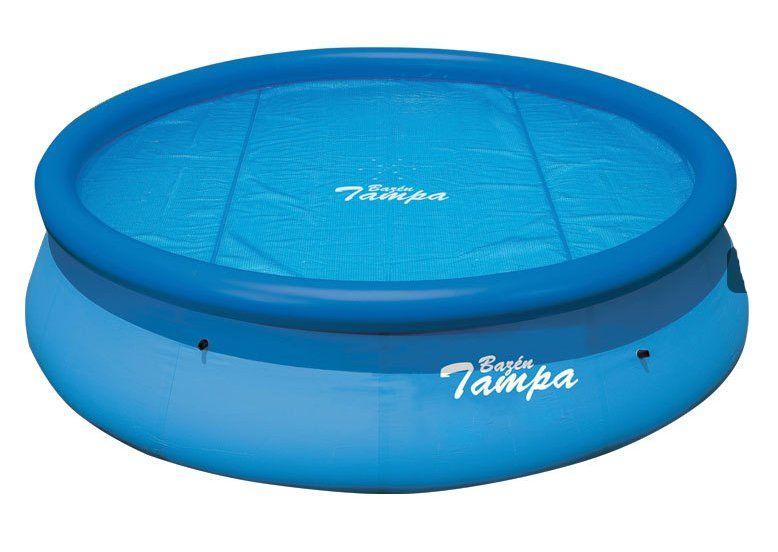 Marimex solární plachta 3 m pro bazény Tampa 3,66, modrá