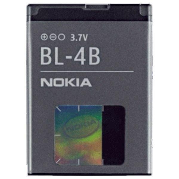 Nokia baterie BL-4B - Nokia 6111/ 7370/ 7373/ N76, Li-Ion 700mAh, bulk