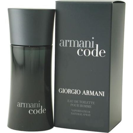 Giorgio Armani Code For Men - Eau de Toilette (EDT) 75 ml