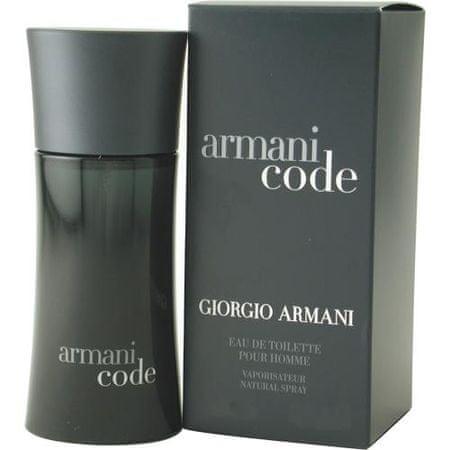Giorgio Armani Code EDT, M, 50 ml