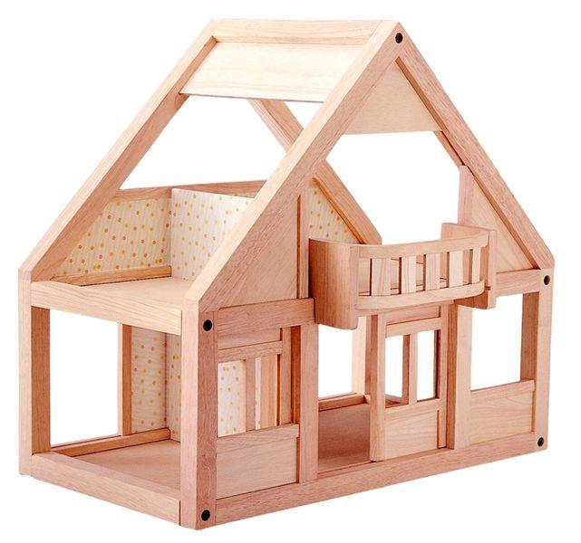 Plan Toys Domeček pro panenky